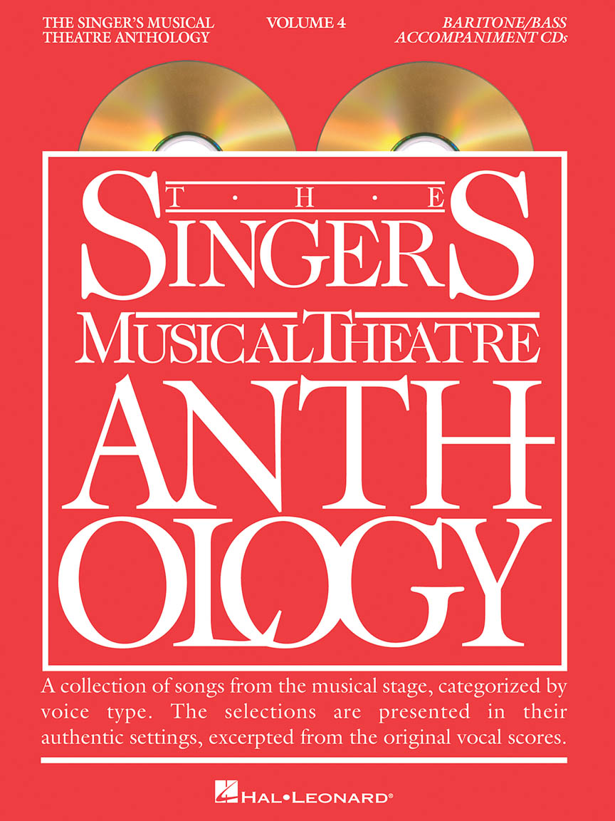 Singer's Musical Theatre Anthology – Volume 4 - Baritone