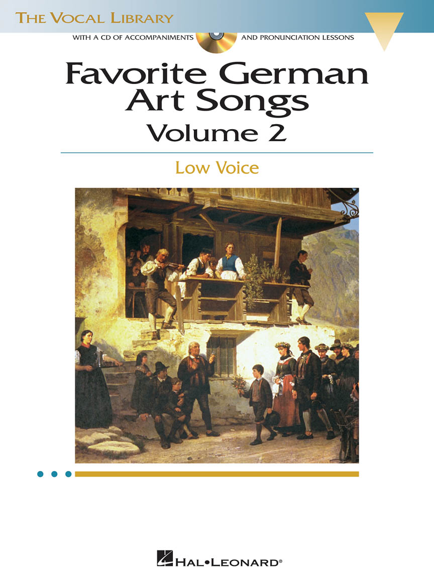 Product Cover for Favorite German Art Songs – Volume 2