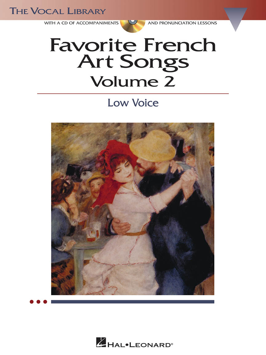 Product Cover for Favorite French Art Songs – Volume 2