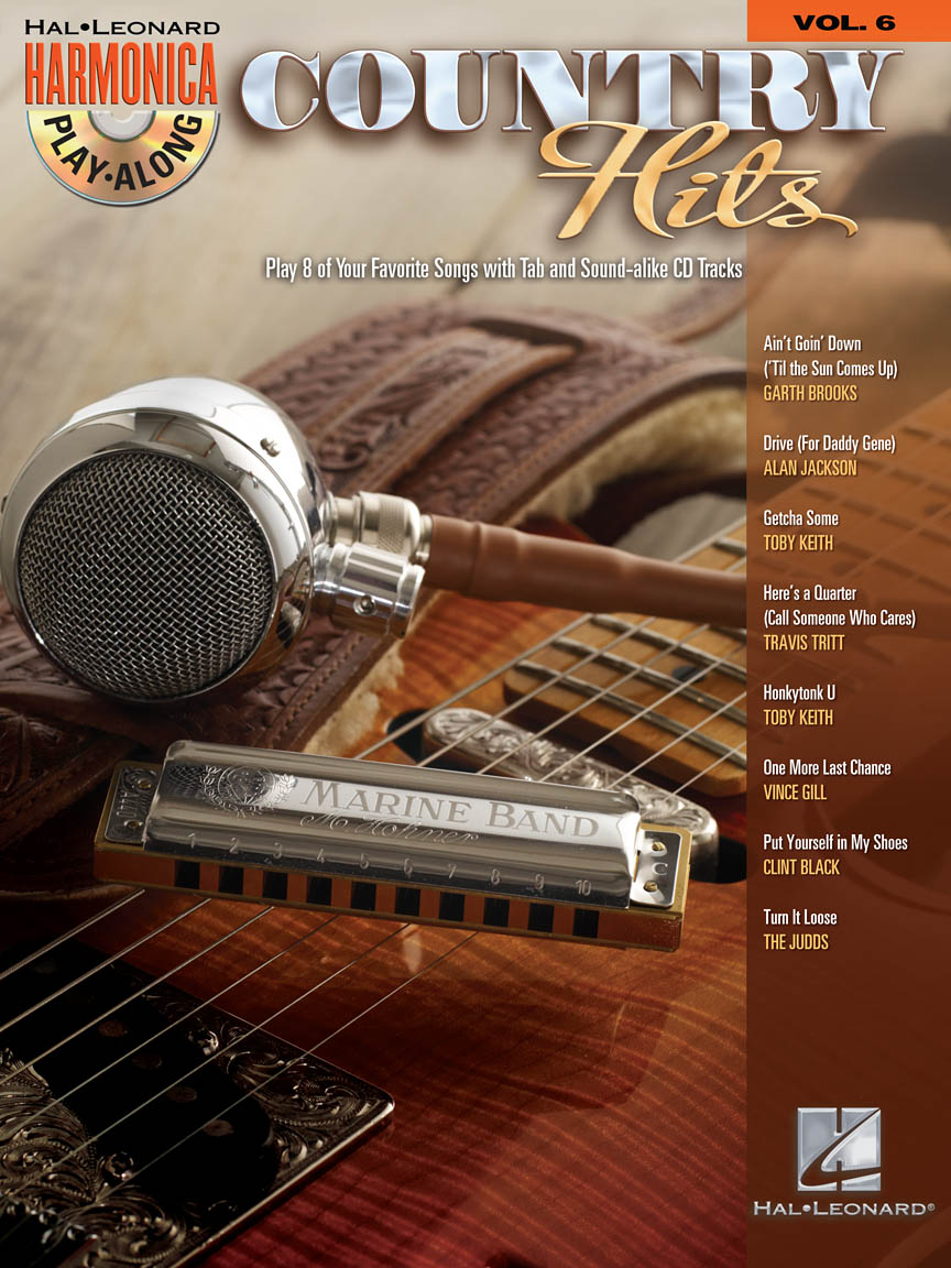 Product Cover for Country Hits