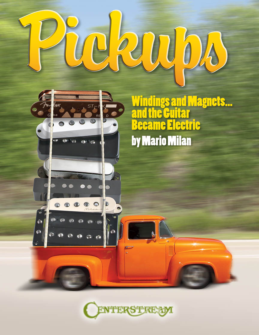 Product Cover for Pickups, Windings and Magnets
