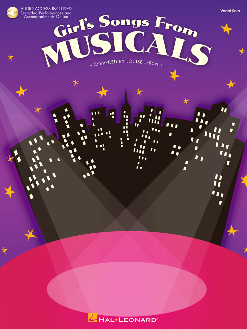 Product Cover for Girl's Songs from Musicals