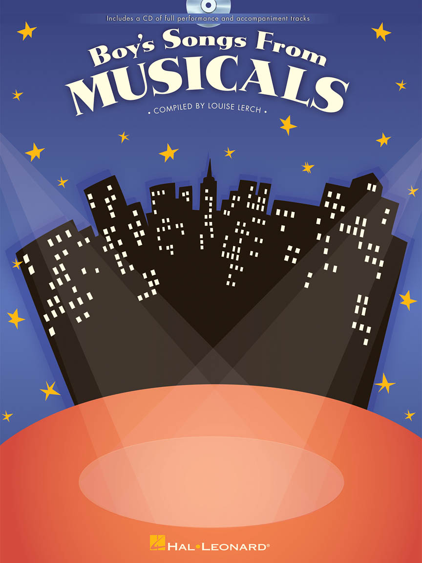 Product Cover for Boy's Songs from Musicals
