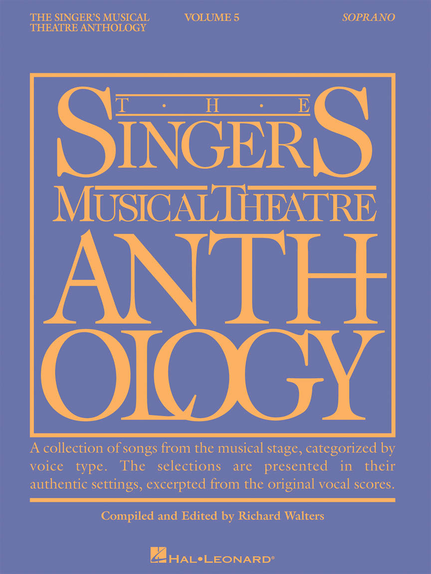 Product Cover for The Singer's Musical Theatre Anthology – Volume 5
