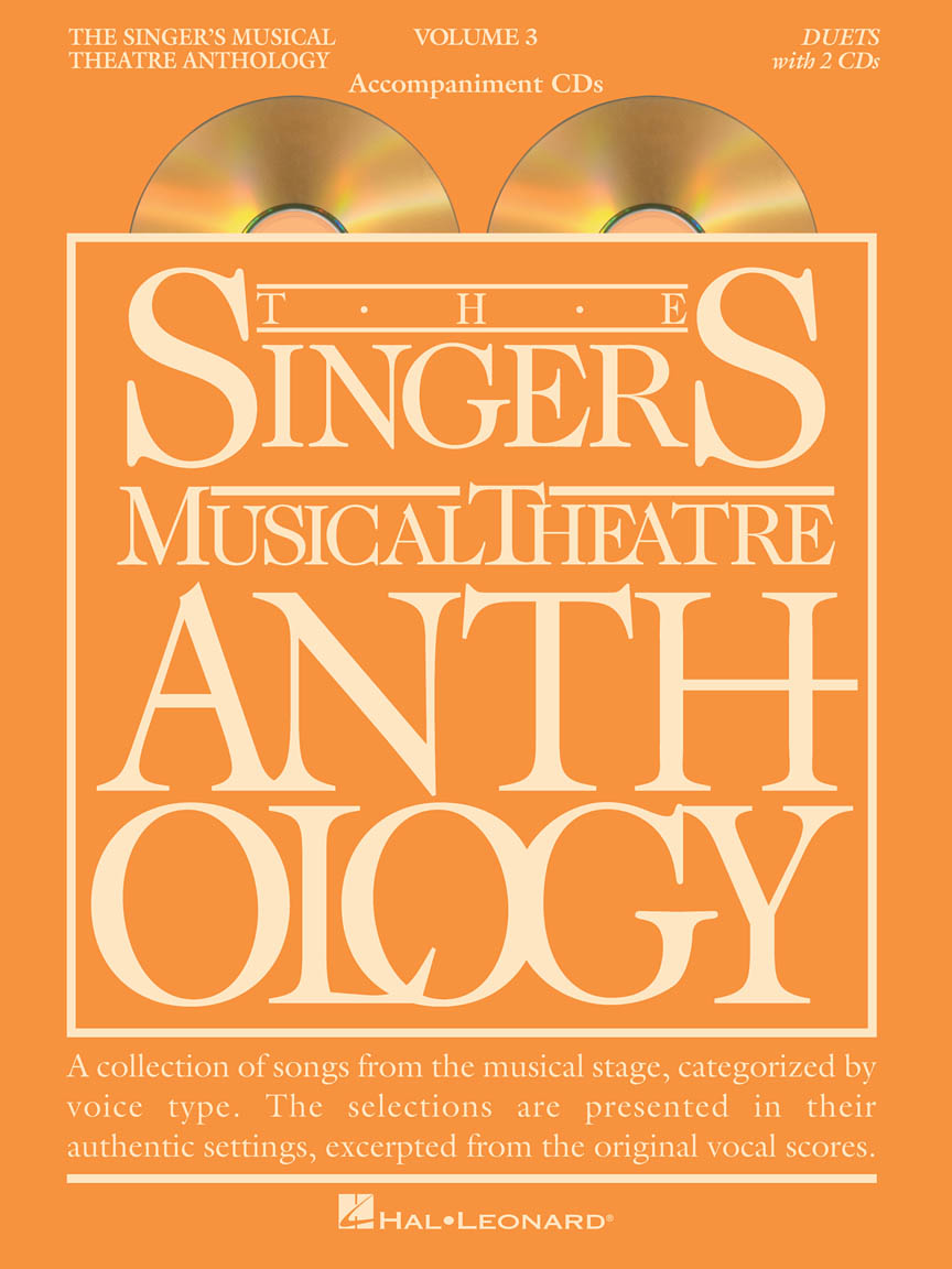 Product Cover for Singer's Musical Theatre Anthology Duets Volume 3