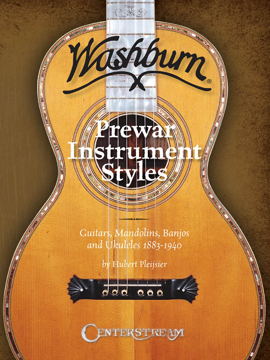 Product Cover for History of Washburn Guitar