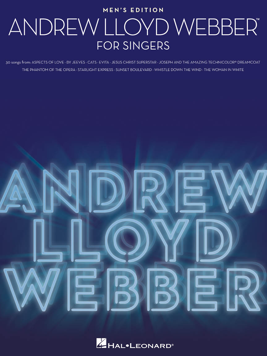 Product Cover for Andrew Lloyd Webber for Singers