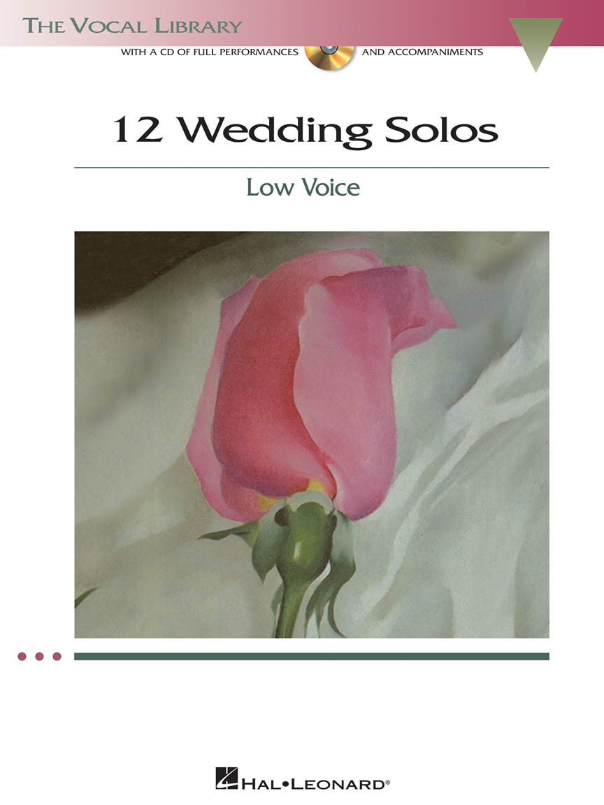 Product Cover for 12 Wedding Solos