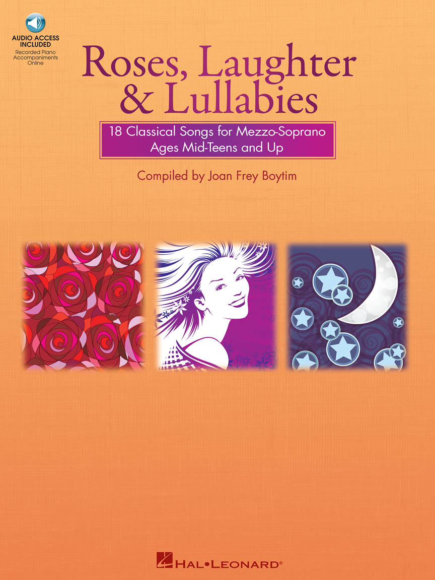Product Cover for Roses, Laughter and Lullabies