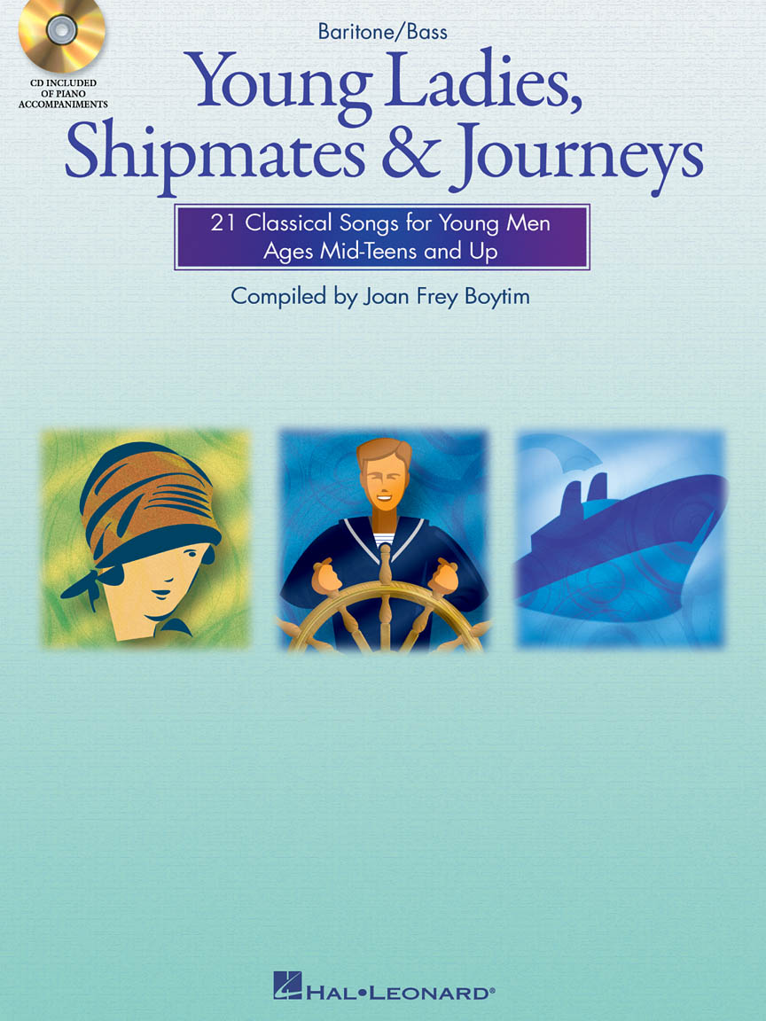 Product Cover for Young Ladies, Shipmates and Journeys