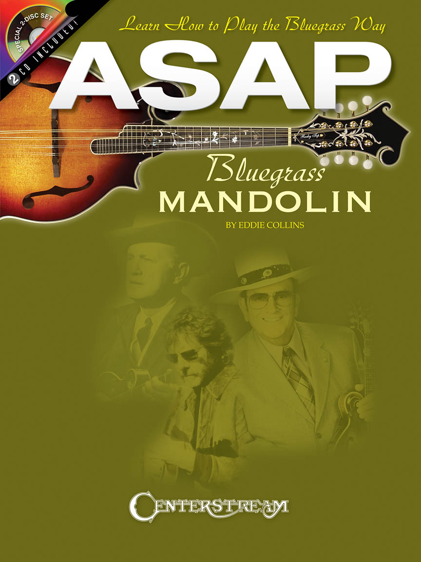 Product Cover for ASAP Bluegrass Mandolin