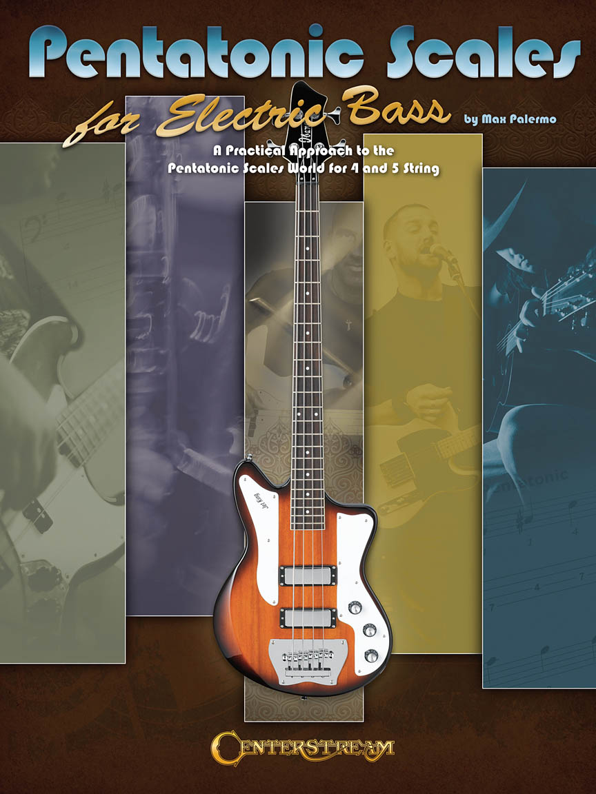 Product Cover for Pentatonic Scales for Electric Bass