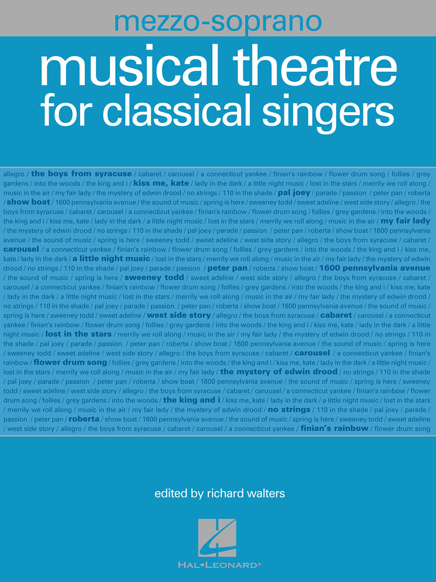 Product Cover for Musical Theatre for Classical Singers
