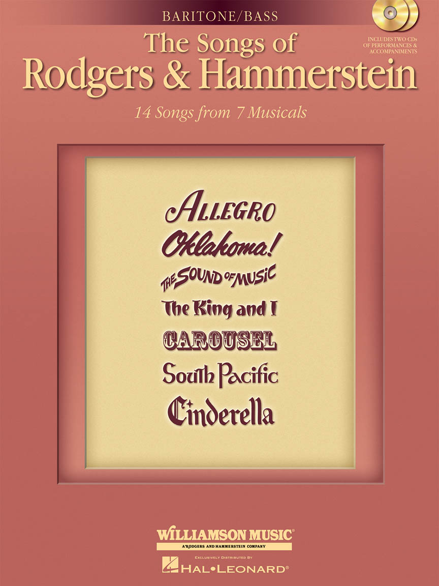 Product Cover for The Songs of Rodgers & Hammerstein