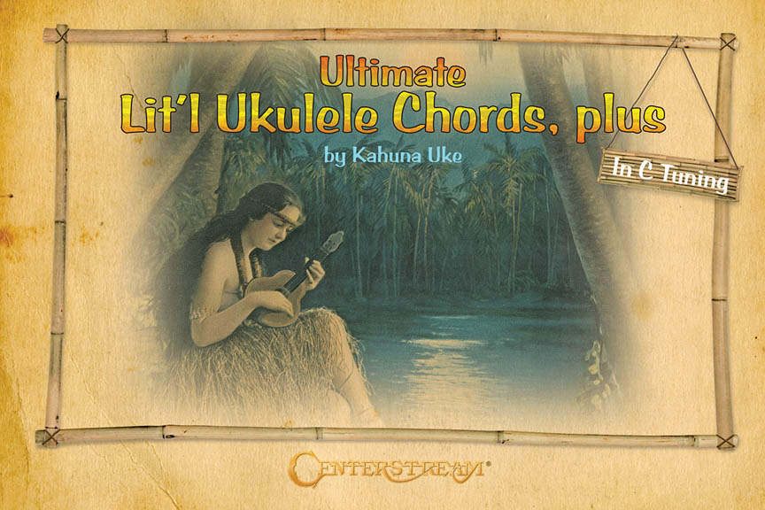 Product Cover for Ultimate Lit'l Ukulele Chords, Plus