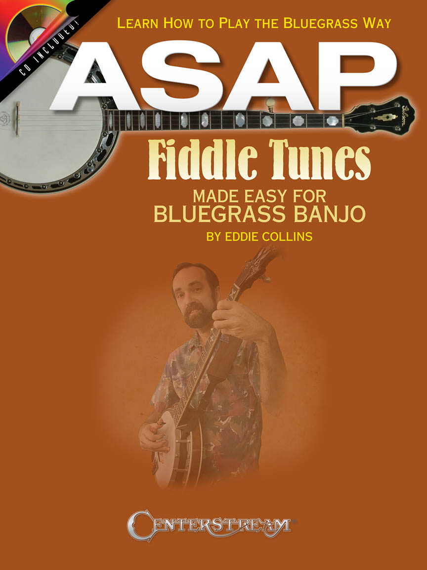 Product Cover for ASAP Fiddle Tunes Made Easy for Bluegrass Banjo