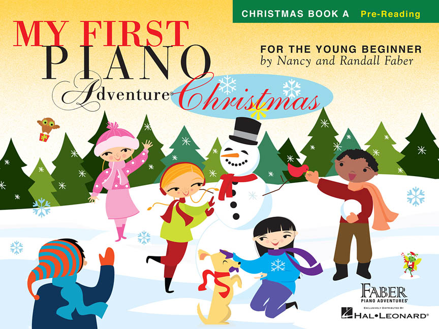 Product Cover for My First Piano Adventure® Christmas – Book A
