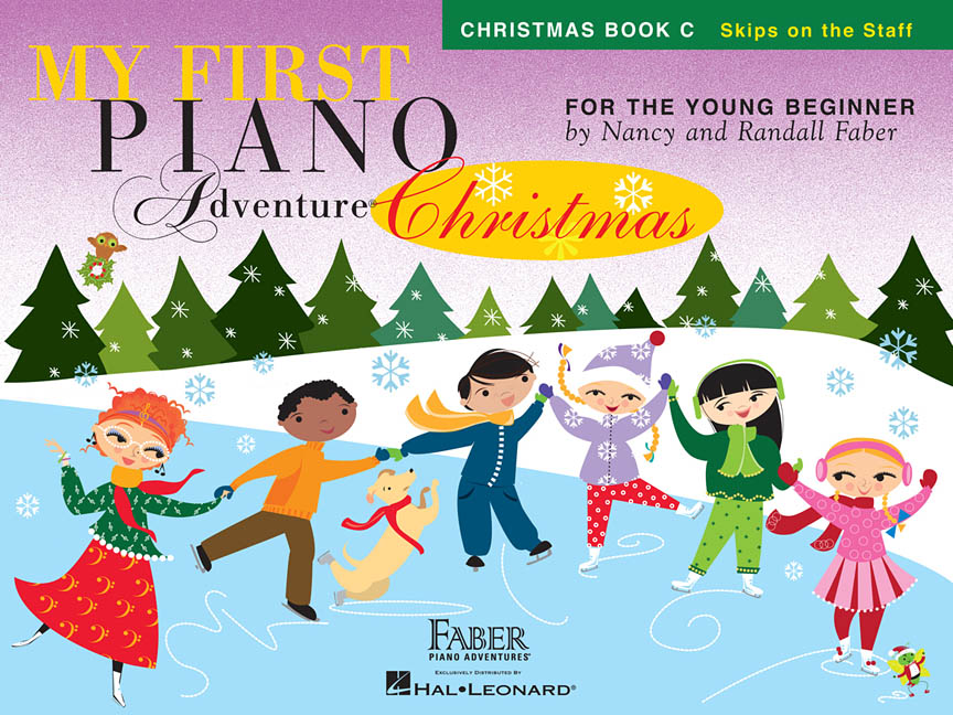 Product Cover for My First Piano Adventure® Christmas – Book C