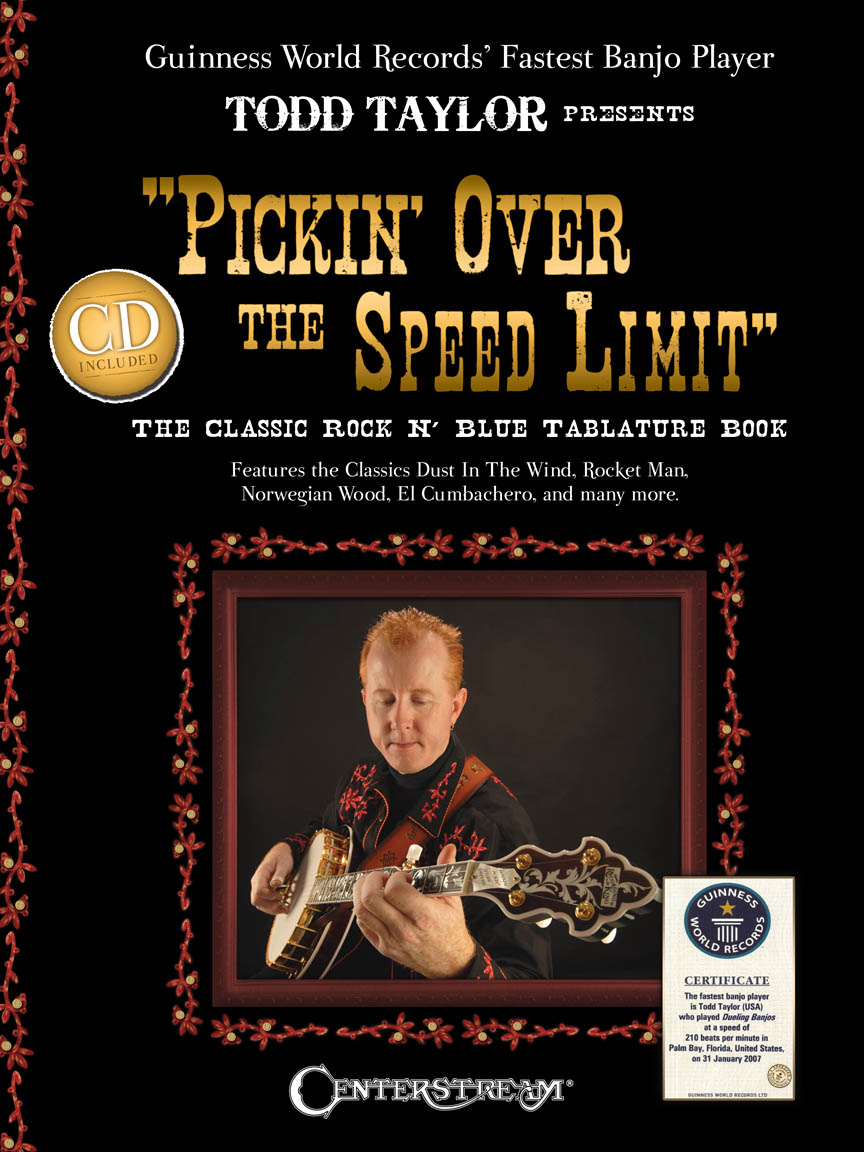 Product Cover for Pickin' over the Speed Limit