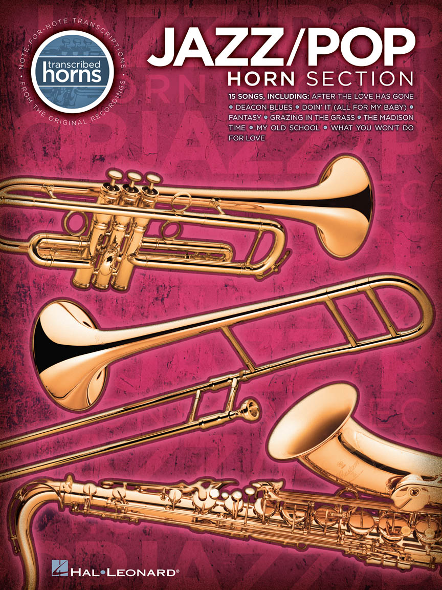 Product Cover for Jazz/Pop Horn Section