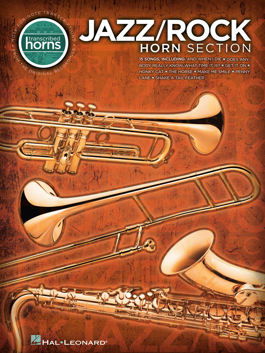 Product Cover for Jazz/Rock Horn Section