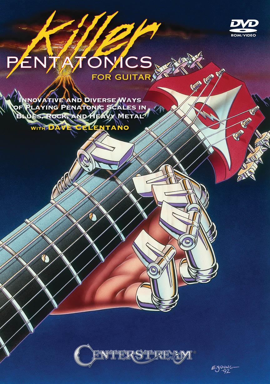 Product Cover for Killer Pentatonics for Guitar