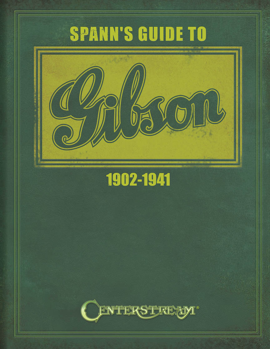 Product Cover for Spann's Guide to Gibson 1902-1941