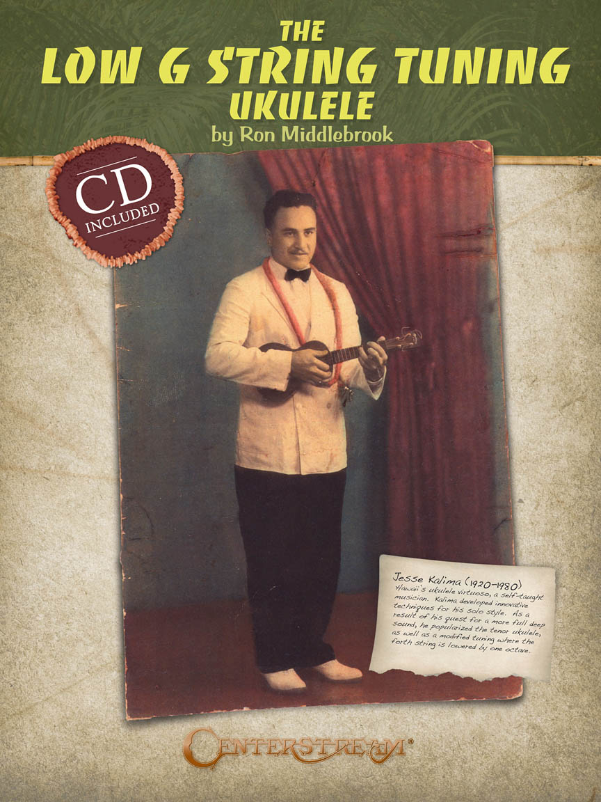 Product Cover for The Low G String Tuning Ukulele