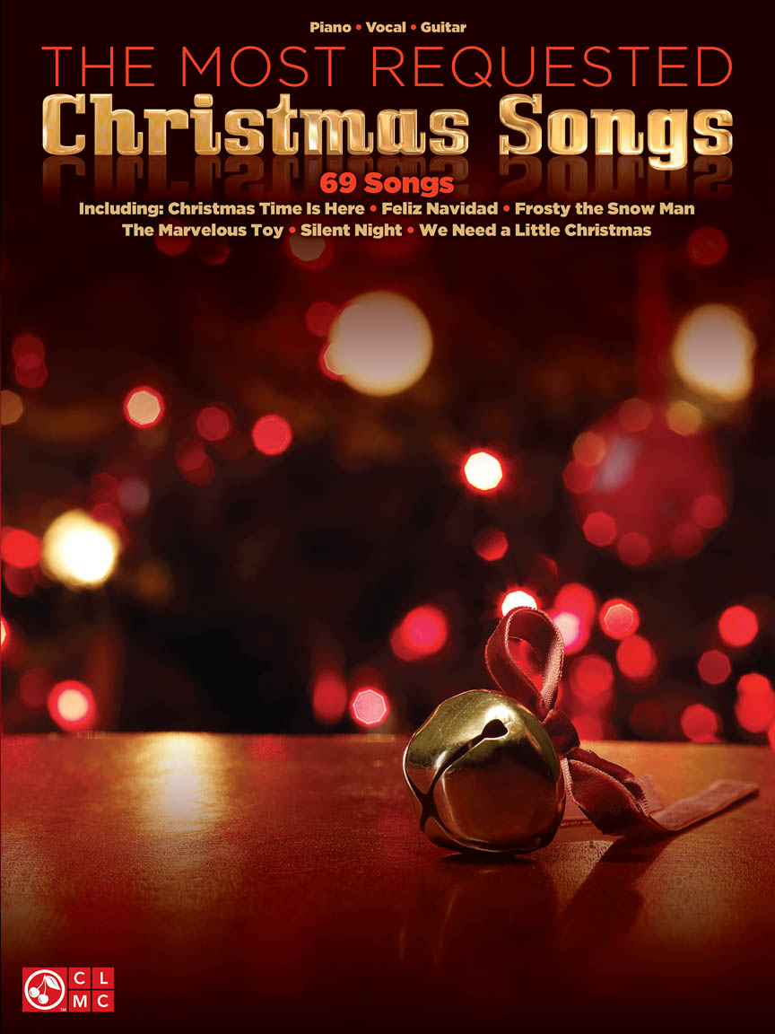Product Cover for The Most Requested Christmas Songs