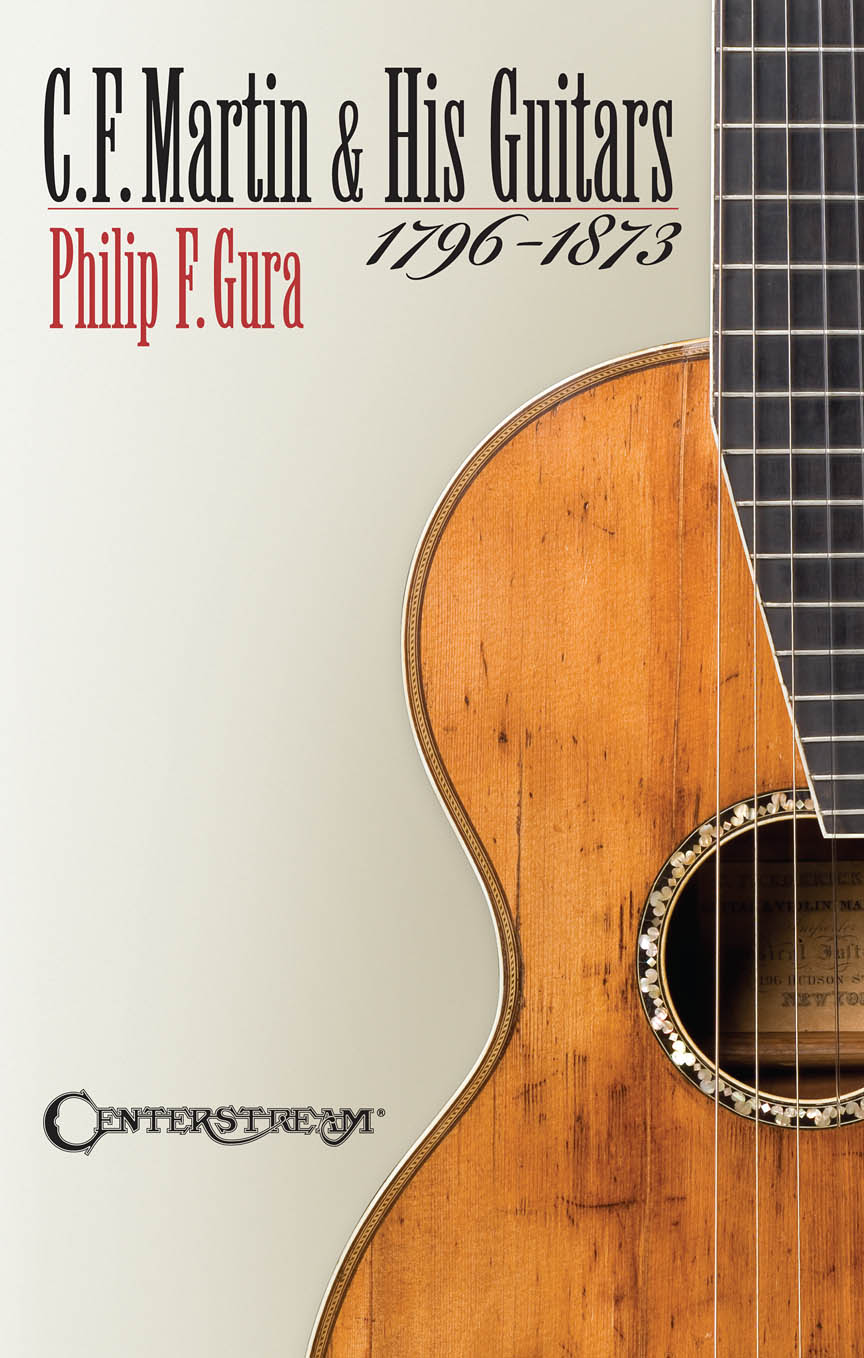 Product Cover for C.F. Martin & His Guitars, 1796-1873