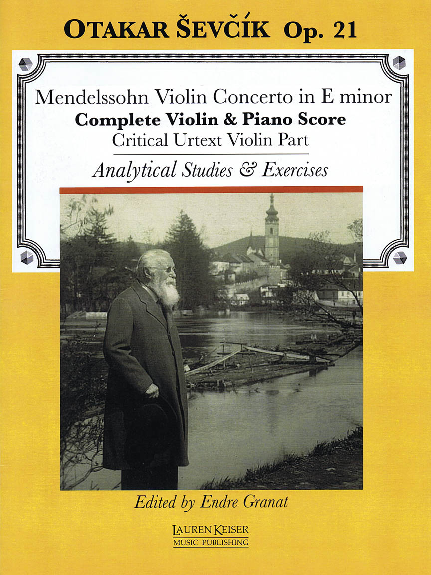 Product Cover for Violin Concerto in E minor