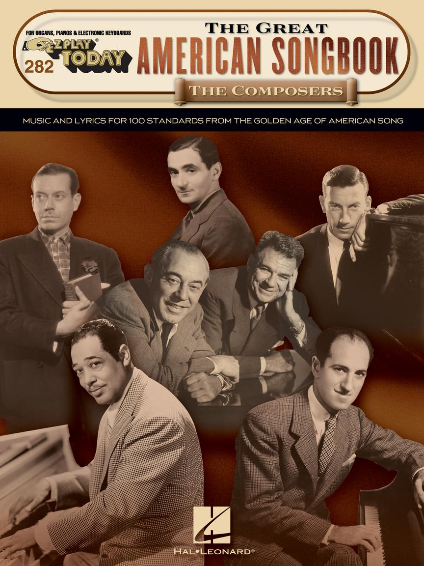 Product Cover for The Great American Songbook – The Composers