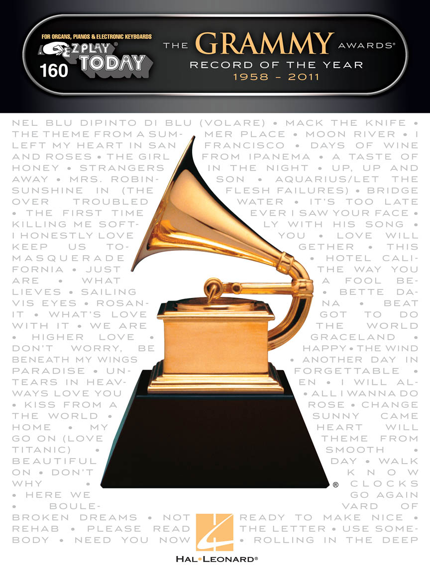 Product Cover for The Grammy Awards Record of the Year 1958-2011