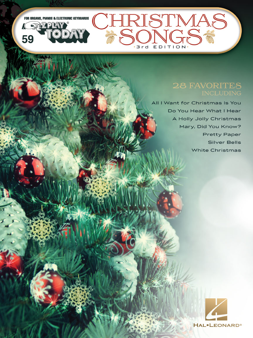 Product Cover for Christmas Songs – 3rd Edition