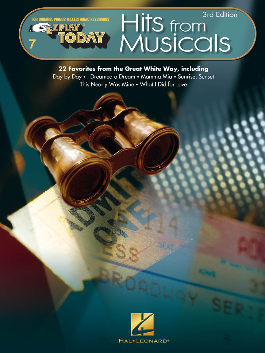 Hits from Musicals – 3rd Edition