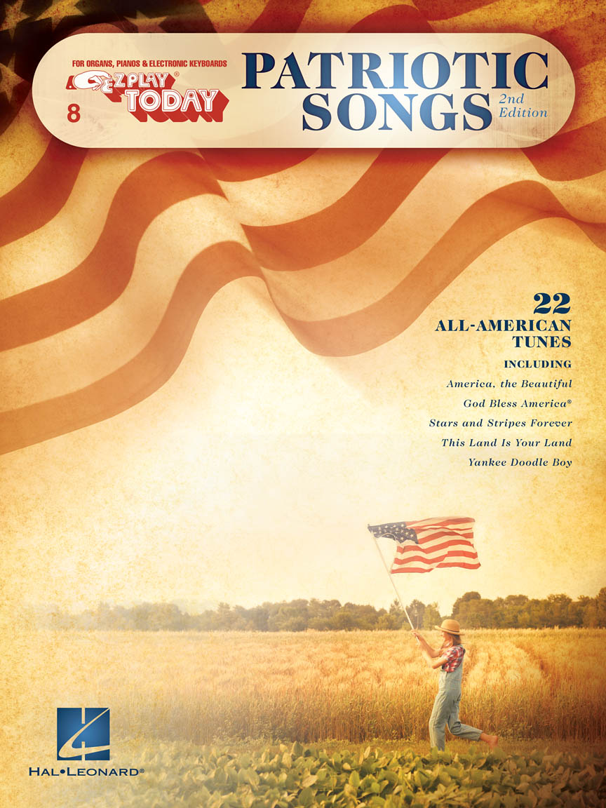 8. Patriotic Songs – 2nd Edition