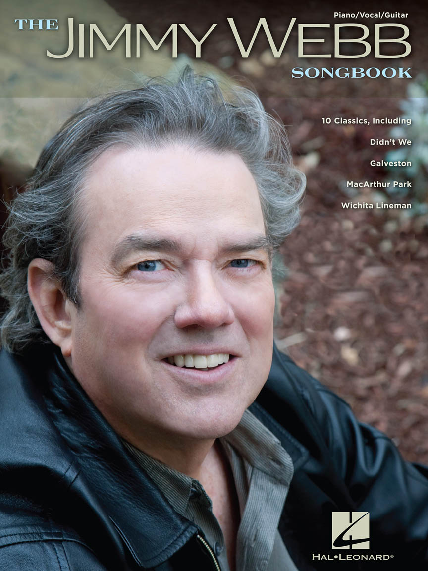 Product Cover for The Jimmy Webb Songbook