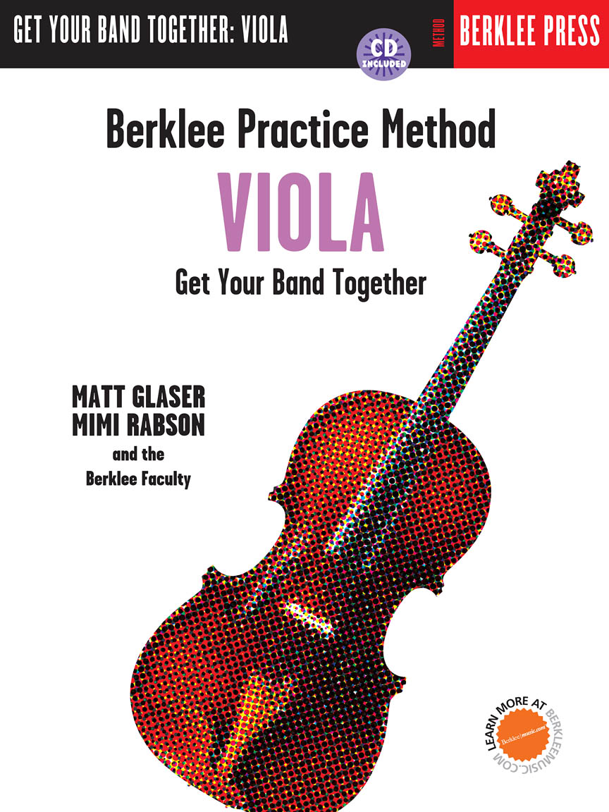 Product Cover for Berklee Practice Method: Viola