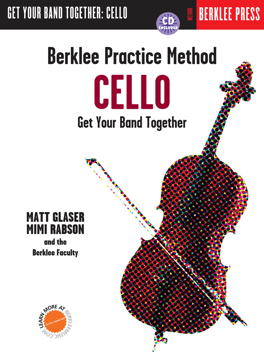 Product Cover for Berklee Practice Method: Cello