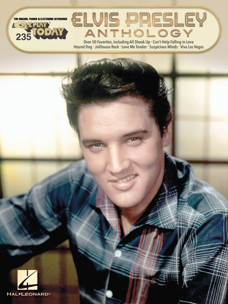 Product Cover for Elvis Presley Anthology