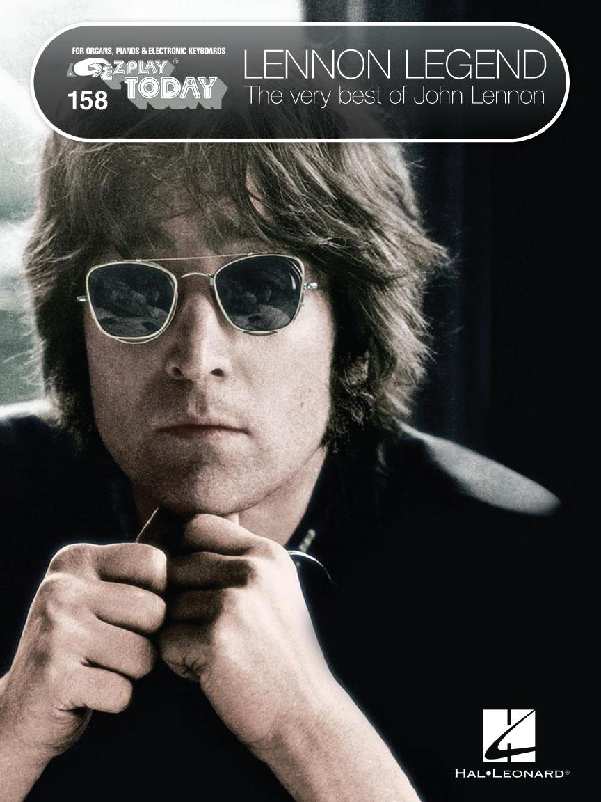 Product Cover for Lennon Legend: The Very Best of John Lennon