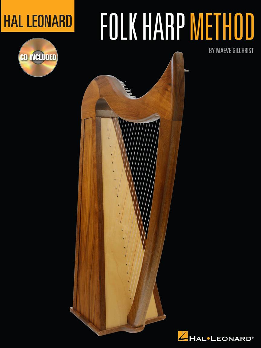 Product Cover for Hal Leonard Folk Harp Method