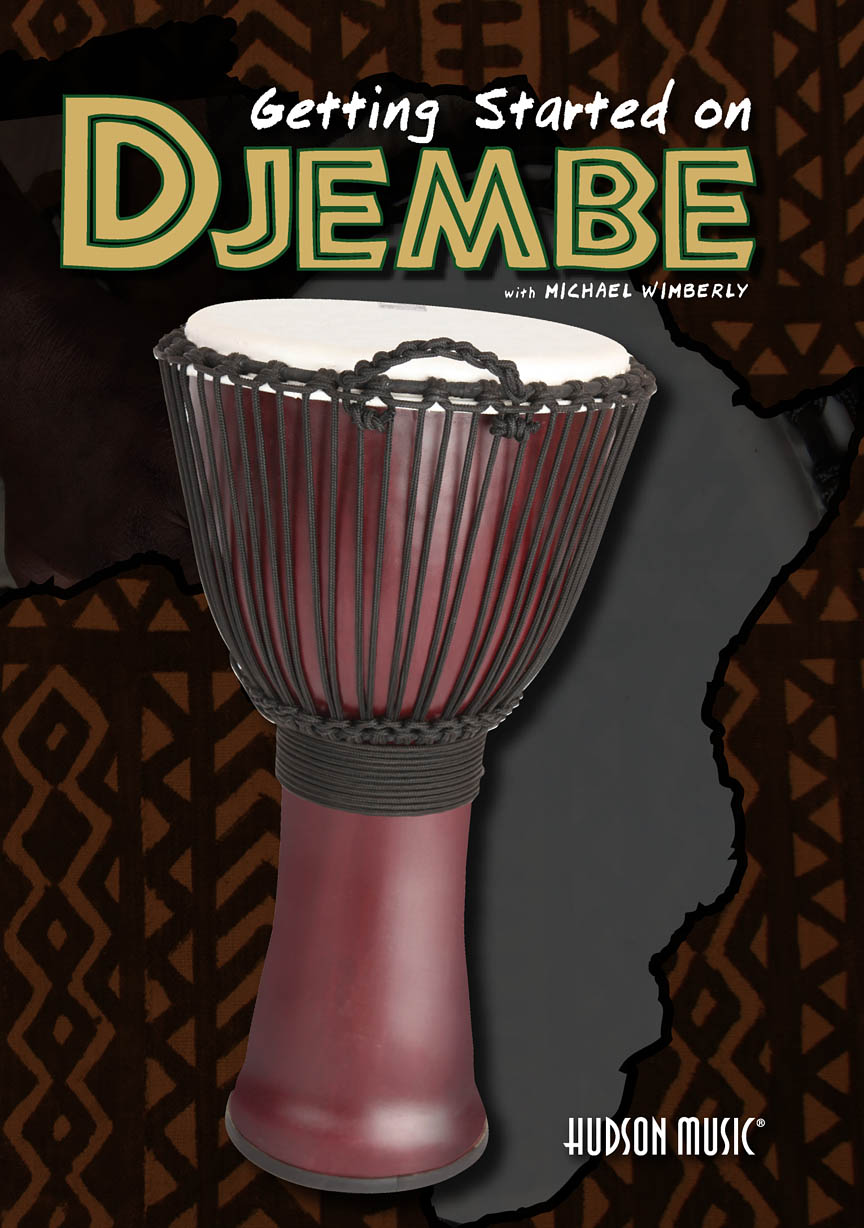Product Cover for Getting Started on Djembe