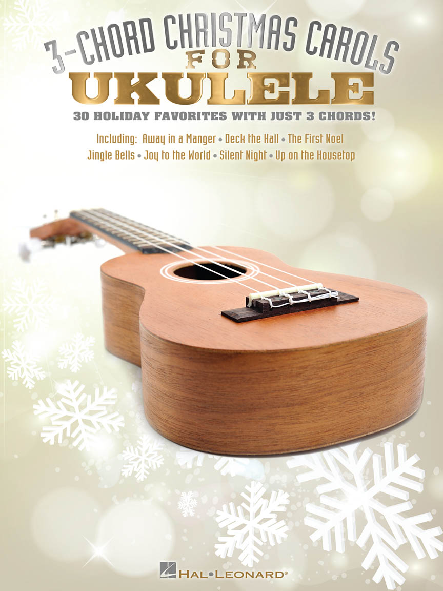Product Cover for 3-Chord Christmas Carols for Ukulele