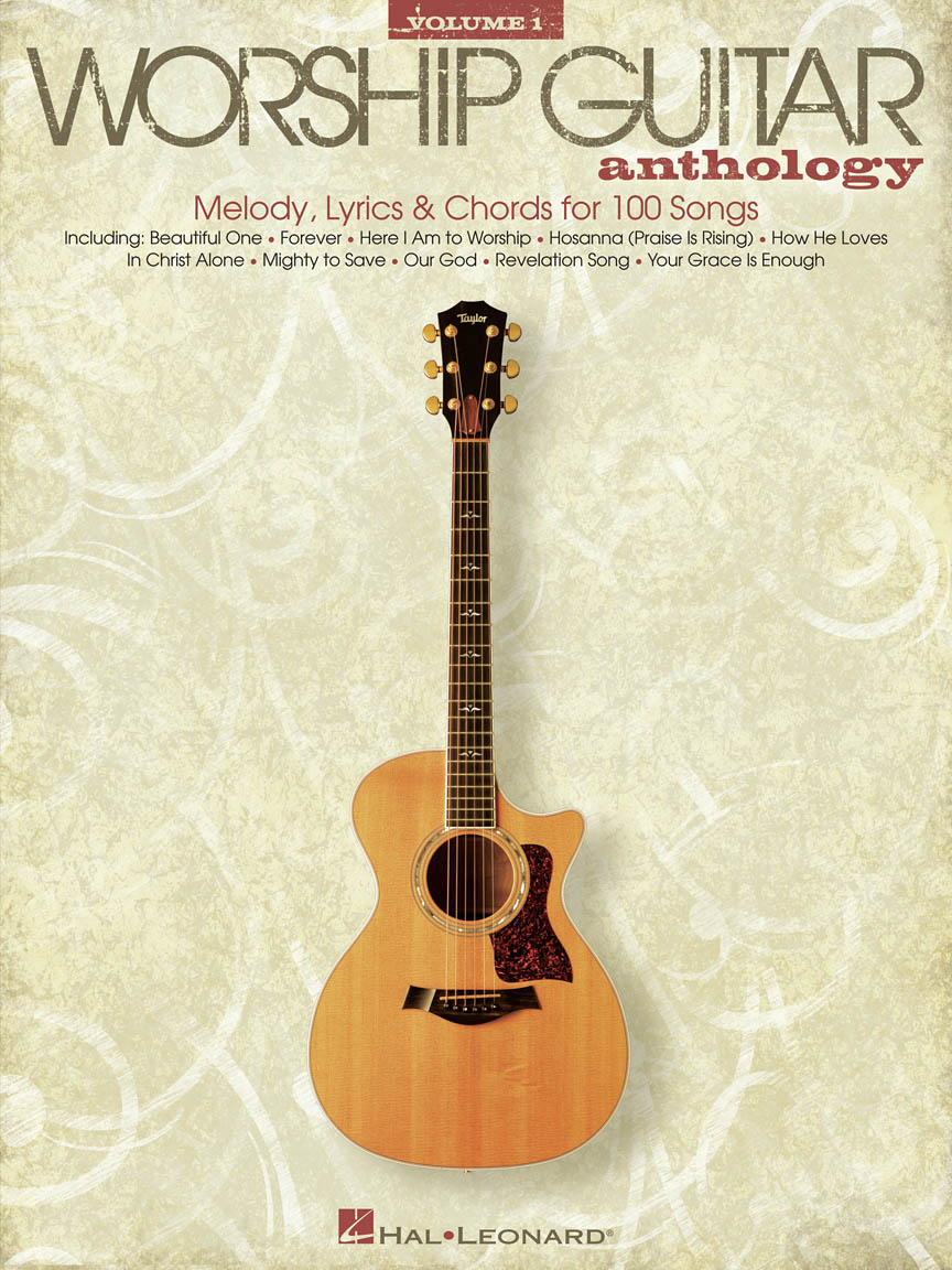 Product Cover for The Worship Guitar Anthology – Volume 1