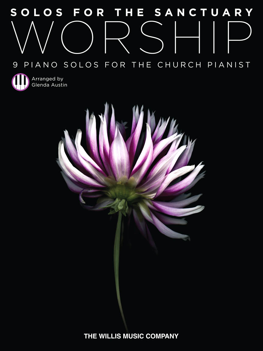 Product Cover for Solos for the Sanctuary – Worship