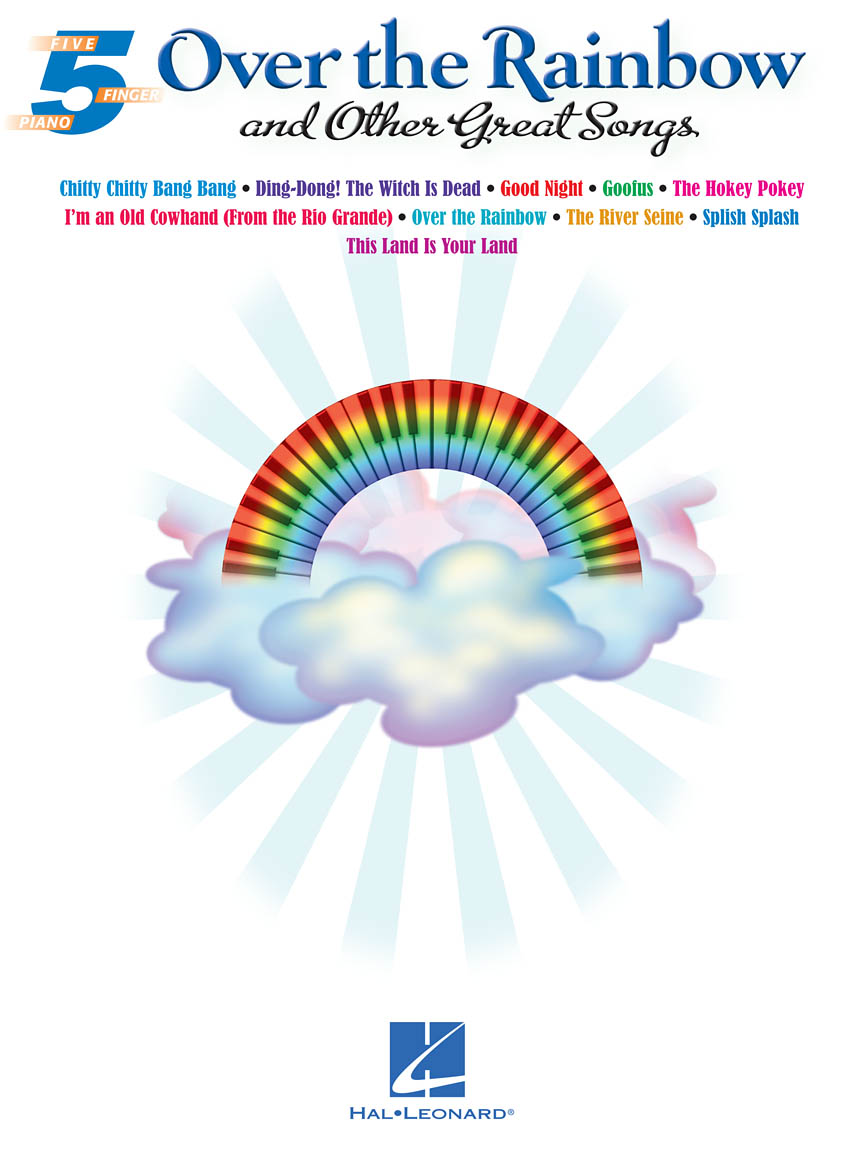 Product Cover for Over the Rainbow and Other Great Songs