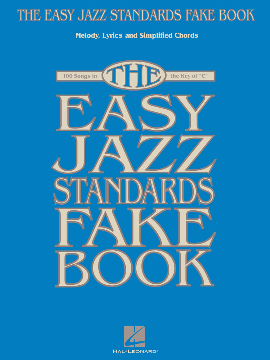 Product Cover for The Easy Jazz Standards Fake Book