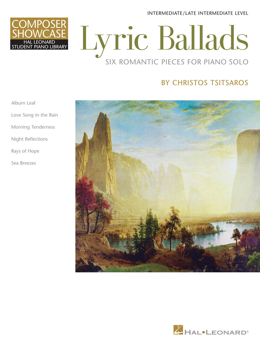 Product Cover for Lyric Ballads