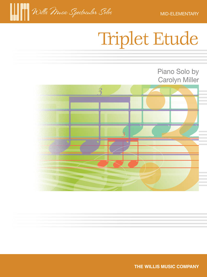 Product Cover for Triplet Etude